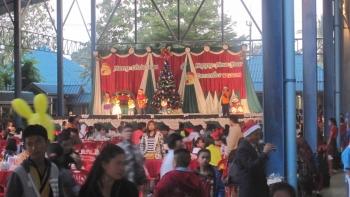 クリスマスパーティ10